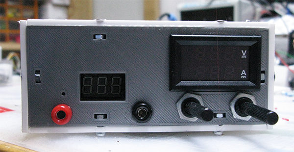 Power Supply DIY front