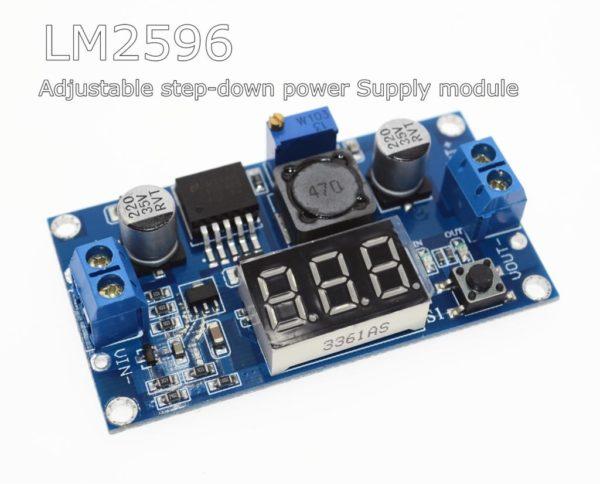 Power Supply DIY lm2596s