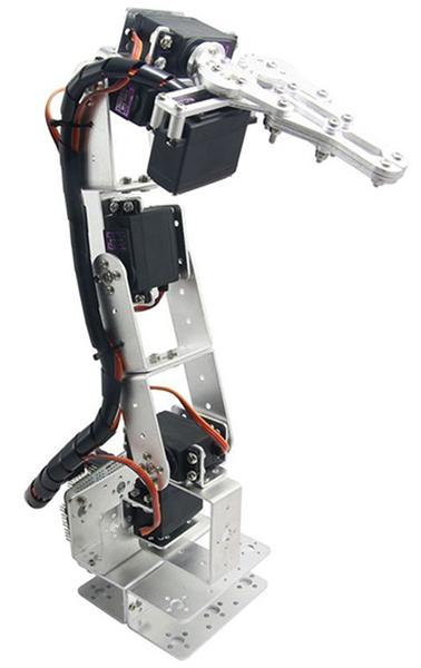 Struttura robot arm