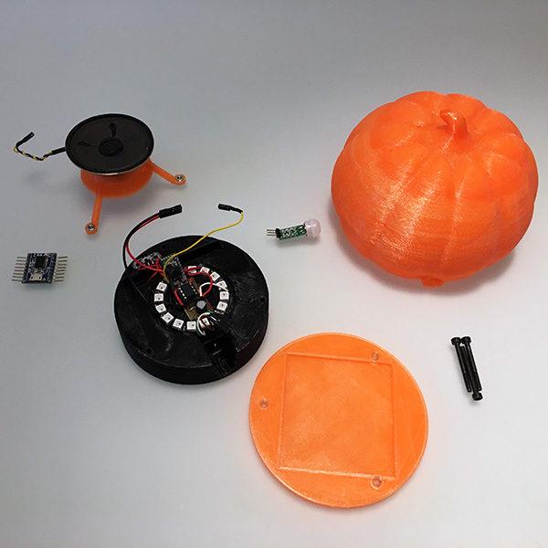 Halloween Pumpkin components