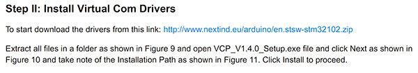 the tactigon arduino ide url virtual drivers