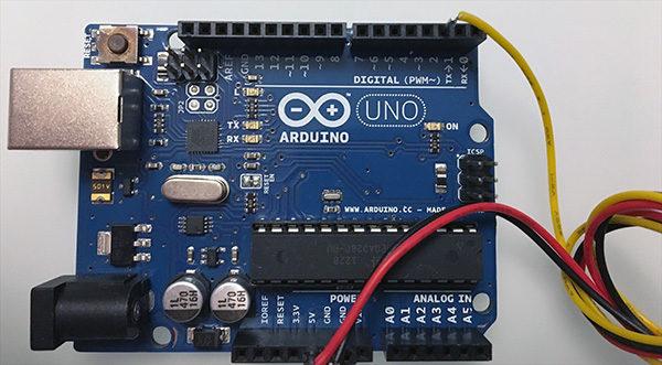 RGB Neopixel serial processing ws2812 arduino wire