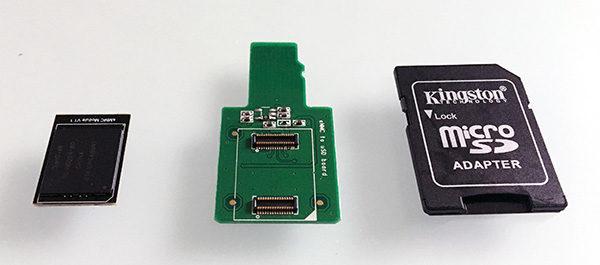 RockPi4 install on eMMC SDCard micro