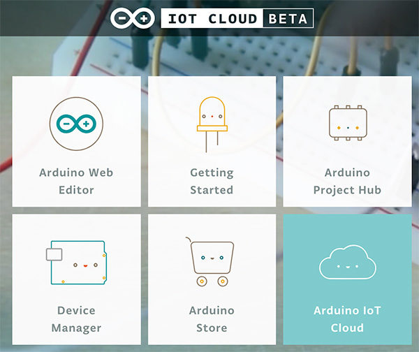 speciale AUG & Wearable 19.02.2019 IoT Cloud access