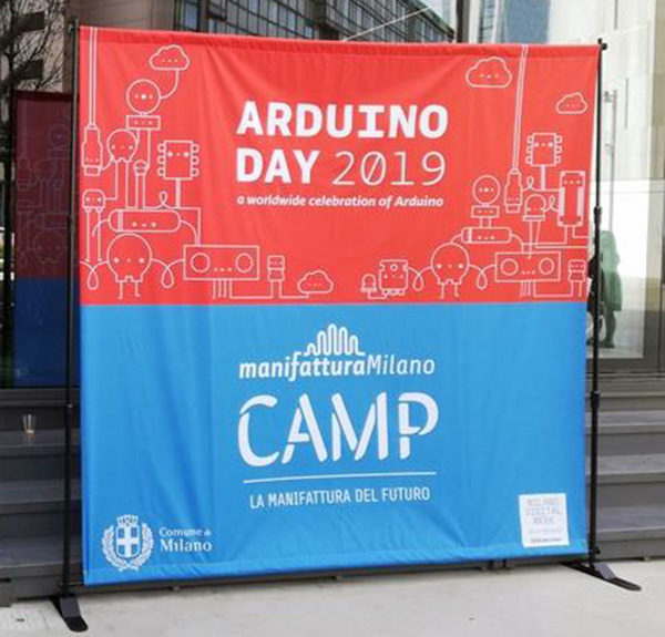 Arduino Day 2019 after