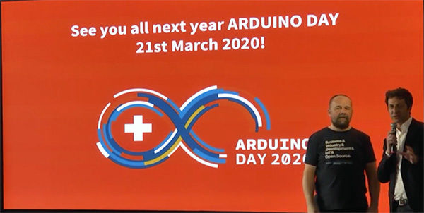 Arduino Day 2019 after next 2020