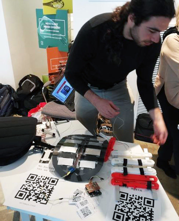 Arduino Day 2019 after smileback