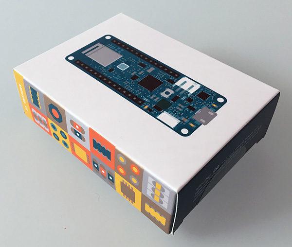 MKR Wi-Fi 1010 box