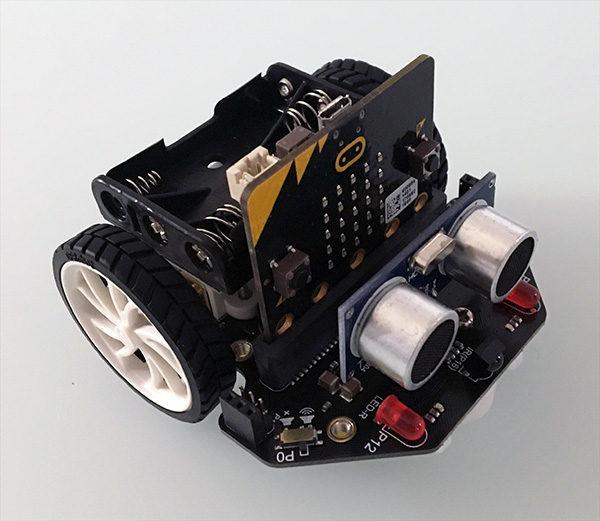 Micro:bit Maqueen Robot Car