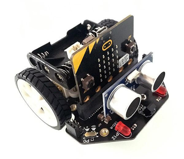 Maqueen Robot flash