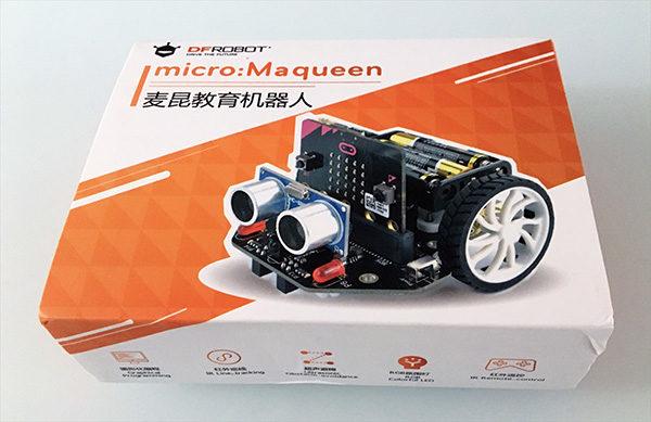Maqueen Robot new