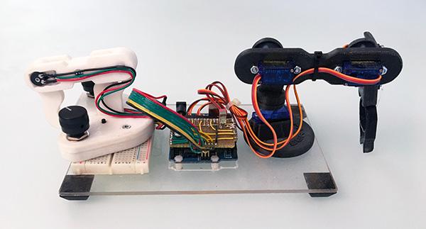 coBot robot collaborativo arduino
