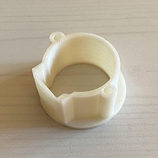 CtrlJ pen 3d printed supporto motore