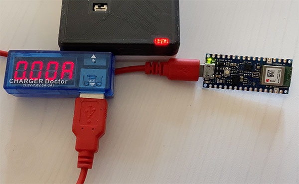 BS301CV small powerbank current output
