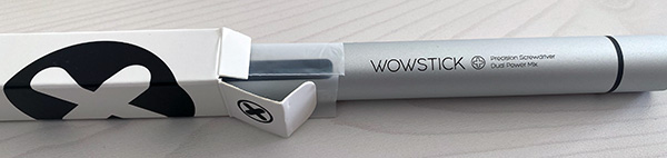 wowostick unboxing screw driver